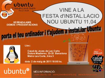 install party ubuntu