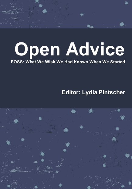 open advice book