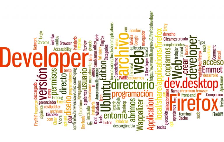 programación web linux