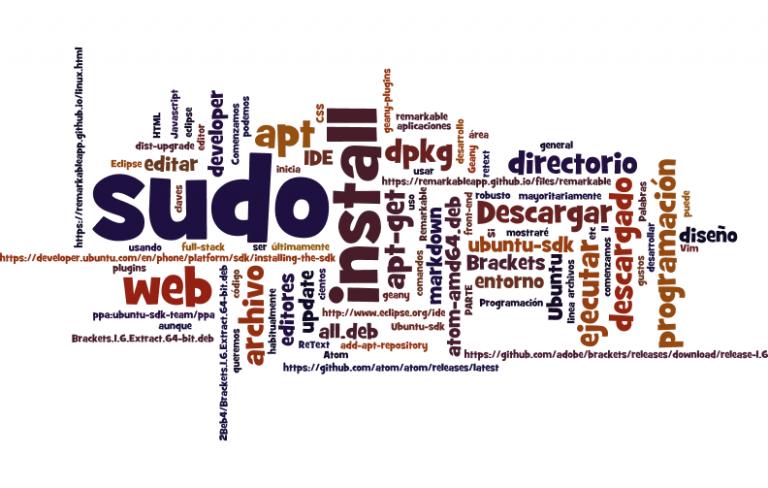 programacion linux web